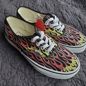 Vans Classic Era Flames Sneakers
